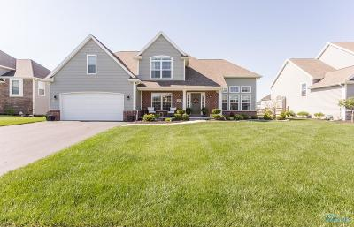 Perrysburg Single Family Home For Sale: 2873 Woods Edge Road