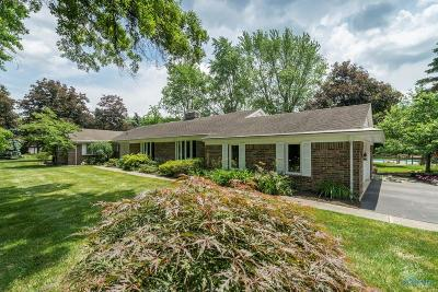 Maumee Single Family Home For Sale: 7341 Salisbury Road