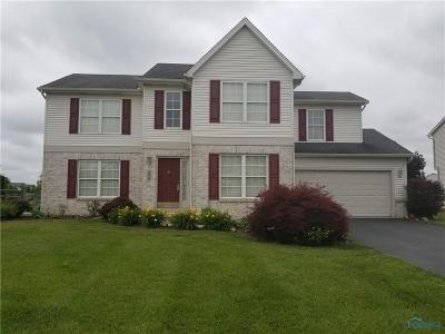 Perrysburg Single Family Home For Sale: 280 Blue Jacket Road
