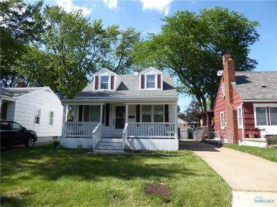 Toledo Single Family Home For Sale: 125 E Northgate Parkway
