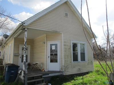 Toledo OH Multi Family Home For Sale: $12,900
