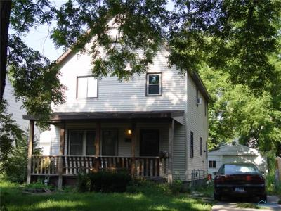 Toledo Single Family Home For Sale: 2115 Perth Street