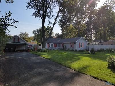Toledo Single Family Home For Sale: 5023 Egger Road