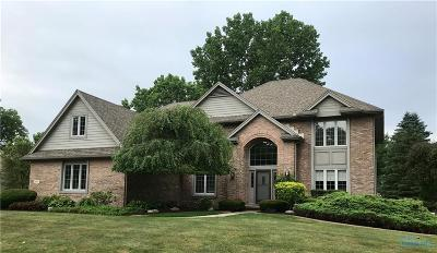 Sylvania OH Single Family Home For Sale: $319,900