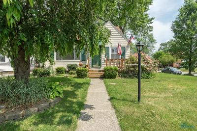 Toledo Single Family Home For Sale: 3004 Portsmouth Avenue