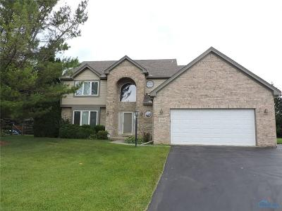 Sylvania OH Single Family Home For Sale: $279,900