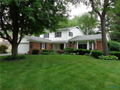 Sylvania OH Single Family Home For Sale: $249,900