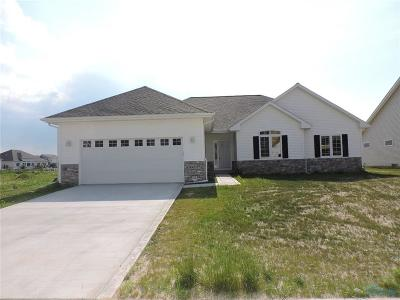 Sylvania OH Single Family Home For Sale: $284,900