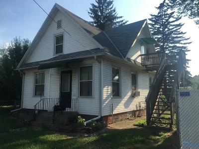 Toledo OH Multi Family Home For Sale: $29,900