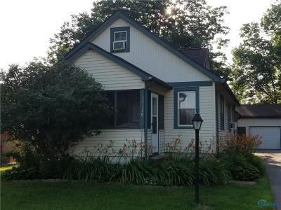 Perrysburg Single Family Home For Sale: 29120 White Road