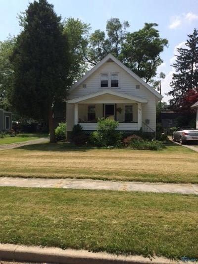 Waterville Single Family Home For Sale: 122 S Second Street