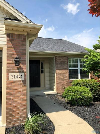 Maumee Single Family Home Contingent: 7140 Venetian Bay Court