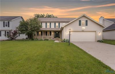 Perrysburg Single Family Home For Sale: 2158 Coe Court