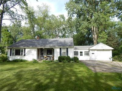 Toledo Single Family Home For Sale: 3506 Wilford Drive