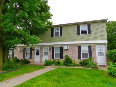 Toledo Multi Family Home For Sale: 2360 Rockspring Road