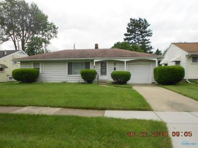 Toledo Single Family Home For Sale: 739 Linda Drive