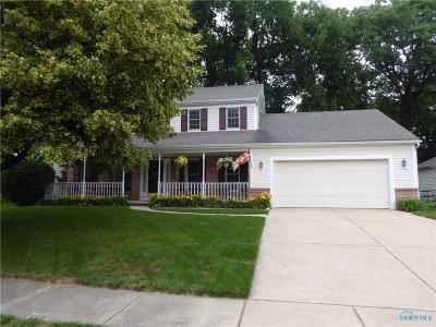 Sylvania Single Family Home For Sale: 7362 Country Meadow Court