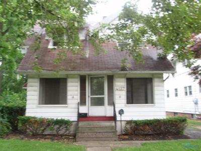 Toledo Single Family Home For Sale: 4127 Templar Road