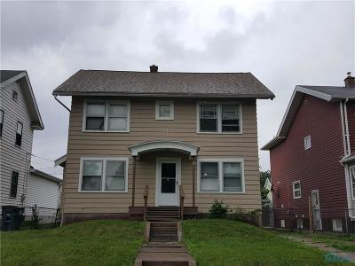 Toledo OH Single Family Home For Sale: $67,990