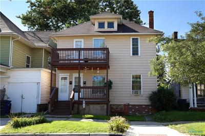 Toledo OH Multi Family Home For Sale: $55,000