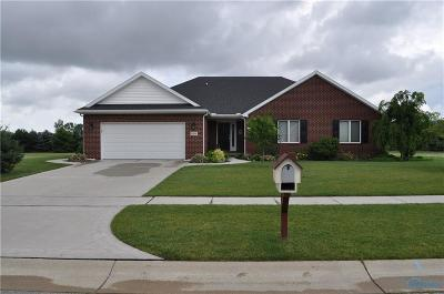 Lucas County Single Family Home Contingent: 108 Pineview Drive