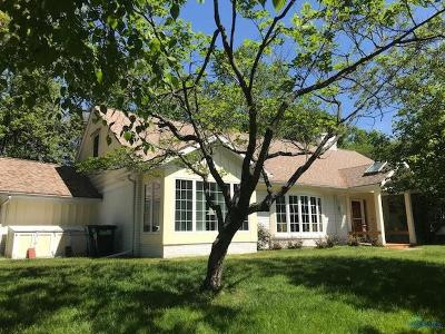 Sylvania Single Family Home For Sale: 6366 Oakland Court