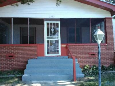 Toledo OH Single Family Home For Sale: $55,000