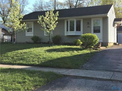 Toledo OH Single Family Home Contingent: $115,000