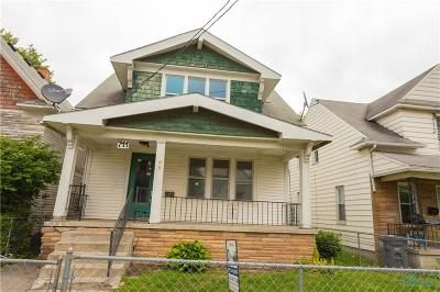 Toledo OH Single Family Home For Sale: $13,000