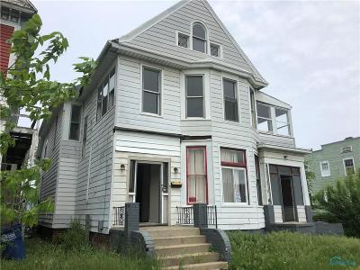 Toledo OH Multi Family Home For Sale: $14,900