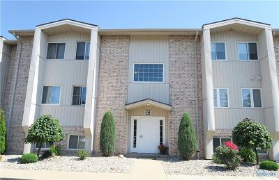 Maumee Condo/Townhouse For Sale: 6640 Salisbury Road #C210