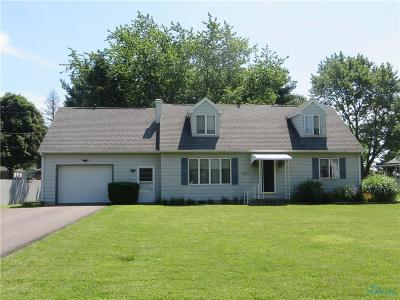 Weston OH Single Family Home Contingent: $144,900
