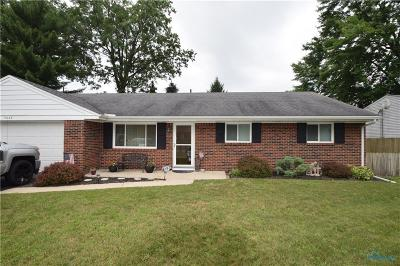 Sylvania Single Family Home For Sale: 5528 Burgess Drive