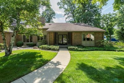 Sylvania Single Family Home For Sale: 5449 Olde Post Road