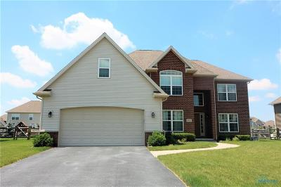 Perrysburg Single Family Home Contingent: 4350 Morgan Place
