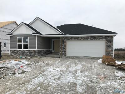 Ottawa Hills, Monclova, Oregon, Rossford, Swanton, Berkey, Metamora, Lyons, Whitehouse, Waterville Single Family Home For Sale: 163 Fairchild Road