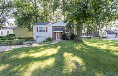 Northwood Single Family Home For Sale: 3785 Cherry Hill Court