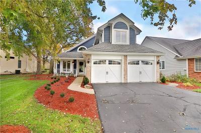 Perrysburg Single Family Home For Sale: 9384 Golf Creek Lane