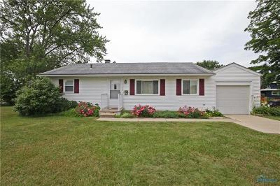 Maumee Single Family Home For Sale: 903 Argyll Drive
