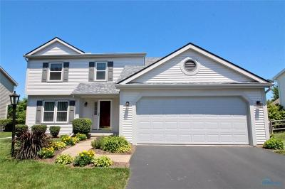 Perrysburg Single Family Home For Sale: 1697 Eaglecrest Road