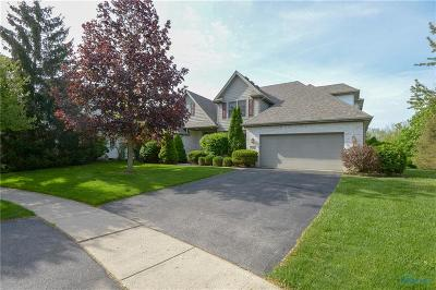 Sylvania OH Single Family Home For Sale: $254,900