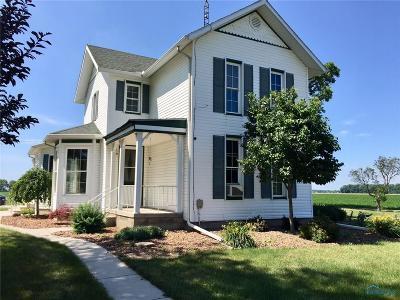 Ottawa Hills, Monclova, Oregon, Rossford, Swanton, Berkey, Metamora, Lyons, Whitehouse, Waterville Single Family Home For Sale: 12905 Sylvania Avenue