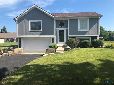 Maumee Single Family Home For Sale: 513 Bay River Court