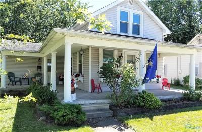 Bowling Green OH Single Family Home For Sale: $104,900