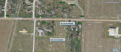 Bryan OH Residential Lots & Land For Sale: $54,900