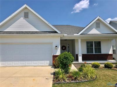 Sylvania OH Single Family Home For Sale: $231,900