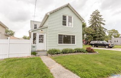 Rossford Single Family Home For Sale: 219 Osborne Street