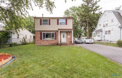Toledo Single Family Home For Sale: 3486 147th Street