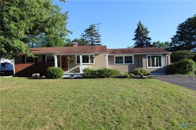 Sylvania Single Family Home For Sale: 4941 Borland Drive