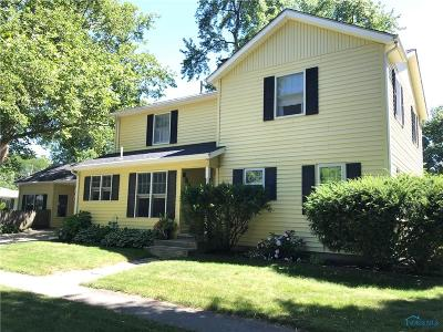 Waterville Single Family Home For Sale: 835 Royalton Street